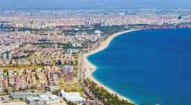 Günlük Kiralık Daire Antalya