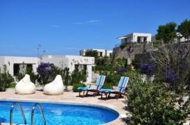 Muğla bodrum da özel havuzlu kiralık lüks villa