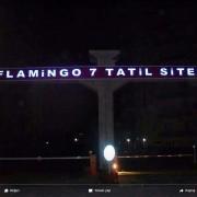 SUSANOĞLU/ATAKENTTE Flamingo 7 Tatil  Sitesinde Denize Sıfır GÜNÜBİRLİK KİRALIK Daire