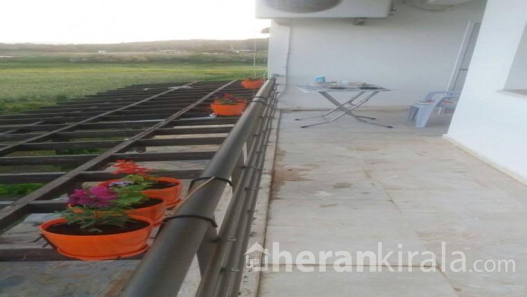 Deniz ve havuz manzaralı daire bodrum havaalanına 35 bodrum merkeze 50 dk