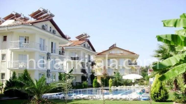 Fethiye hisarönü'nde havuzlu kiralık yazlık ev