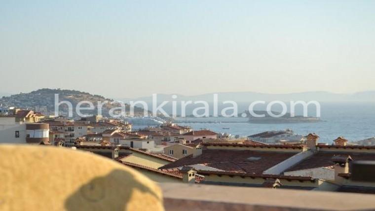 Full deniz manzaralı 4+1 villa