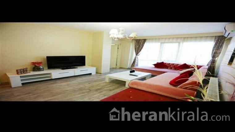 Güneşli günlük kiralık daire Bağcılar günlük kiralık daire 05550509778