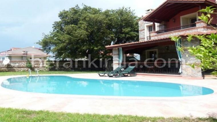 Fethiye ölüdeniz de özel havuzlu villa talya