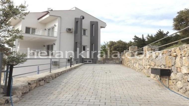 Fethiye de muhafazakar ailelere uygun özel havuzlu villa