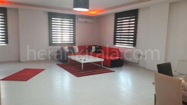 Samsun'un en merkezi yerinde günlük kiralık lüks daireler