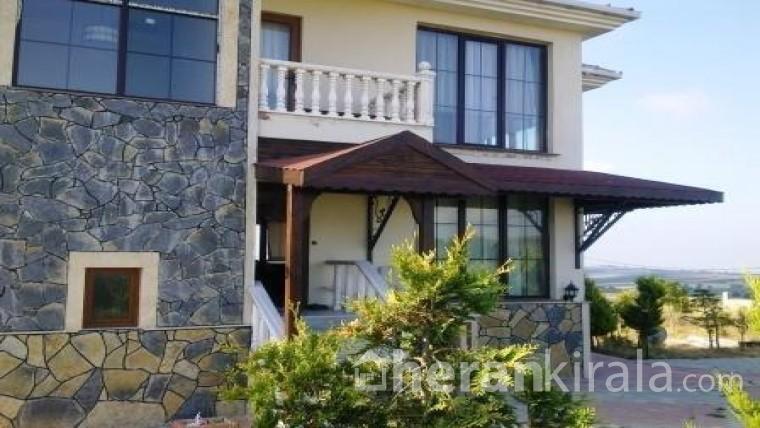 İstanbul Çatalca'da Günlük Kiralık Villa