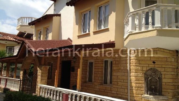 Full eşyalı müstakil kiralık yazlık ev