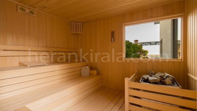 Akdeniz Villam Deniz Manzaralı Kiralık Villa 10 Kişilik Özel Havuzlu