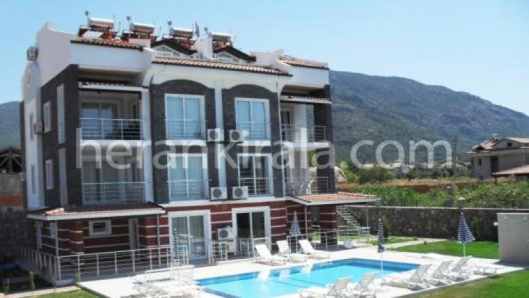 Fethiye hisarönü'nde muhteşem tatil kiralık yazlık ev - arion