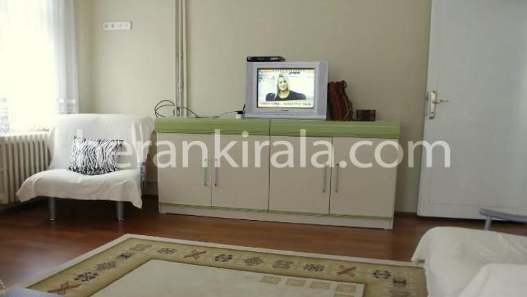 Trabzon maçka'da iki yatak odalı balkonlu günlük kiralık daire