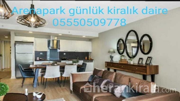 Küçükçekmece günlük kiralık daire 05550509778 Halkali Gunluk Kiralik Daire