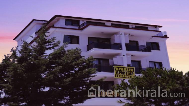 Denizli'de Günlük Kiralık Apart Kampüs'te Pamukkale Üniversitesi Karşısında Leman Kültür Yanındayız