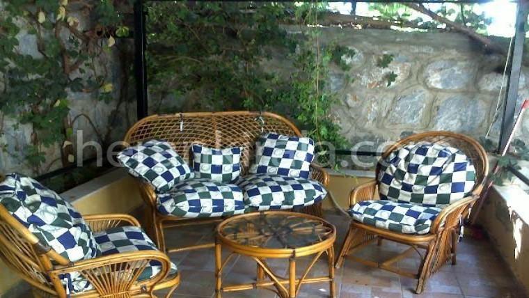 Kuşadasın da  huzurlu ve sakin bir ortam isteyenler  için  günlük haftalık kiralık yazlık daire