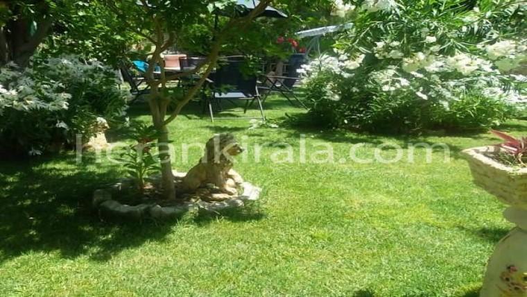 Antalya kaş patara'da haftalık, aylık veya sezonluk kiralık ev