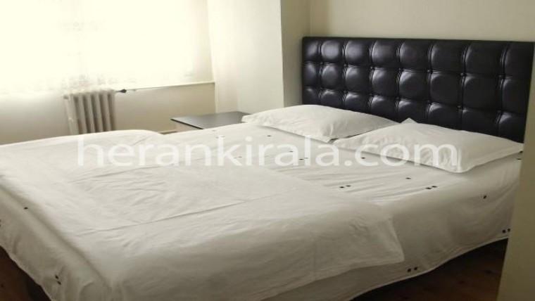 Trabzon maçka'da 3.katta şehir ve nehir manzaralı iki yatak odalı balkonlu daire - 7 kişilik