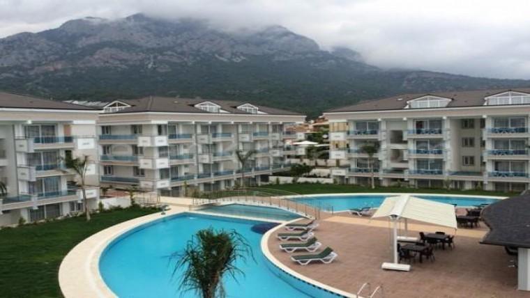 Antalya kemerde 1+1 eşyalı apart daireler