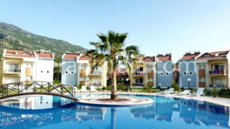 Fethiye hisarönü'nde hayallerinizde ki tatil kiralık yazlık