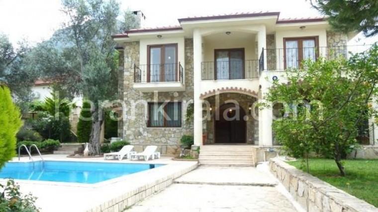 Fethiye ölüdeniz de özel havuzlu lux villa ottoman