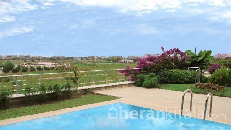 Antalya Side'de özel havuzlu lüks eşyalı  kiralık villa
