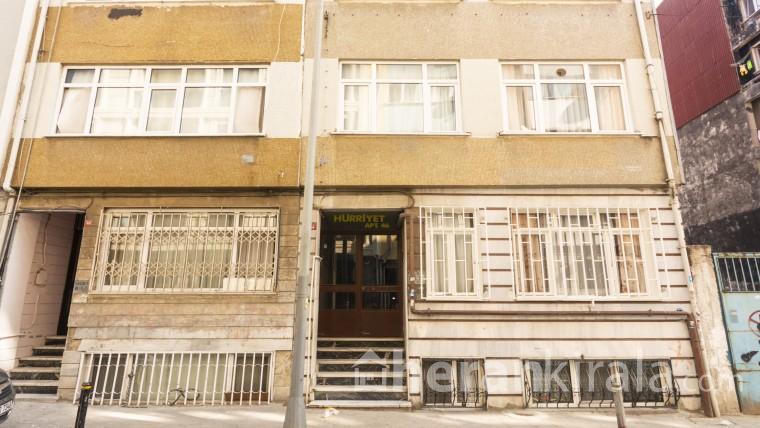 Osmanbey Metro'ya 7 dk Yürüme Mesafesinde Bahçe Katı Daire