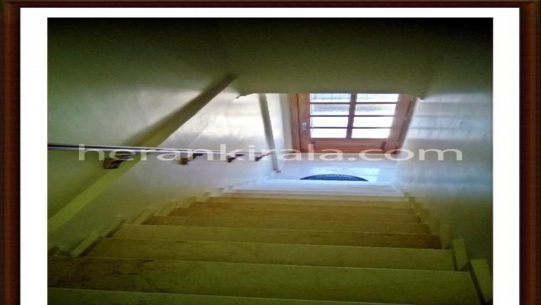 Ayvalık merkezde özel mimari günlük kiralık yazlık daire