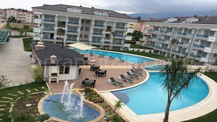 Antalya Kemer 1+1 yeni lüx günlük daireler